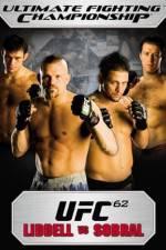 Watch UFC 62 Liddell vs Sobral Online Putlocker