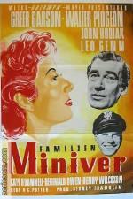 Watch Familjen Miniver Online Putlocker