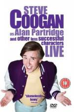 Watch Steve Coogan Live - As Alan Partridge And Other Less Successful Characters Online Putlocker
