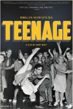 Watch Teenage Online Putlocker