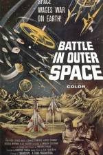 Watch Battle in Outer Space Online Putlocker