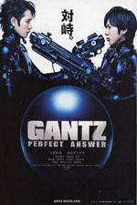 Watch Gantz Perfect Answer Online Putlocker