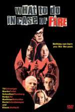 Watch What to Do in Case of Fire Online 123movies