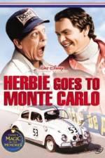 Watch Herbie Goes to Monte Carlo Online Putlocker