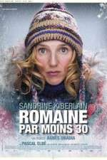 Watch Romaine 30� Below Online Putlocker