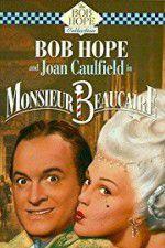 Watch Monsieur Beaucaire Online Putlocker