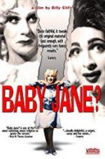 Watch Baby Jane? Online Putlocker