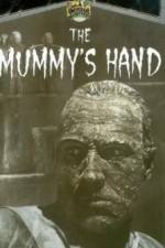 Watch The Mummy's Hand Online Putlocker