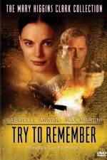 Watch Try to Remember Online Putlocker