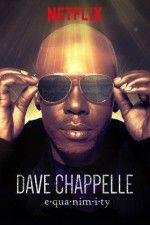 Watch Dave Chappelle: Equanimity Online Putlocker