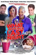 Watch What Happened Last Night Online Putlocker