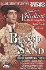 Watch Blood and Sand Online Putlocker