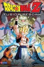Watch Dragon ball Z 12: Fusion Reborn Online Putlocker