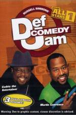 Watch Def Comedy Jam - More All Stars Vol. 1 Online 123movies