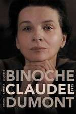 Watch Camille Claudel, 1915 Online 123movies