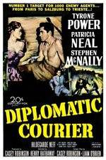 Watch Diplomatic Courier Online Putlocker