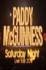 Watch Paddy McGuinness Saturday Night Live 2011 Online Putlocker