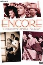 Watch Encore Online 123movies