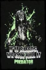 Watch If It Bleeds We Can Kill It The Making of 'Predator' Online Putlocker