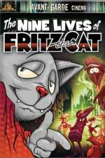 Watch The Nine Lives of Fritz the Cat Online Putlocker