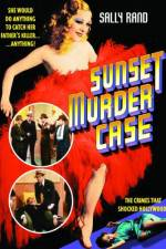 Watch Sunset Murder Case Online Putlocker