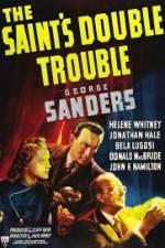Watch The Saint's Double Trouble Online Putlocker