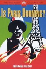 Watch Is Paris Burning Online Putlocker
