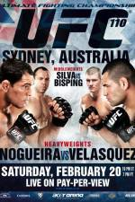 Watch UFC 110 Nogueira vs Velasquez Online Putlocker