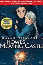 Watch Howl's Moving Castle (Hauru no ugoku shiro) Online Putlocker