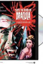 Watch Taste the Blood of Dracula Online Putlocker