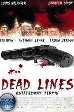 Watch Dead Lines Online Putlocker