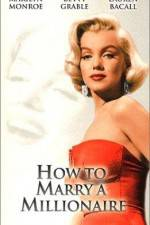 Watch How to Marry a Millionaire Online Putlocker