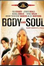 Watch Body and Soul Online 123movies