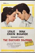 Watch The Doctor\'s Dilemma Online 123movies