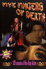 Watch Five Fingers Of Death Online 123movies
