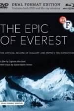 Watch The Epic of Everest Online Putlocker