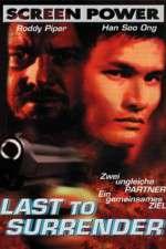 Watch Last to Surrender Online 123movies