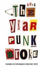 Watch 1991 The Year Punk Broke Online Putlocker