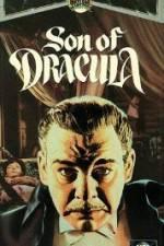 Watch Son of Dracula Online Putlocker