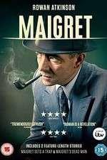 Watch Maigret\'s Dead Man Online Putlocker