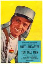 Watch Ten Tall Men Online 123movies