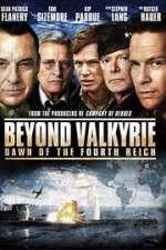 Watch Beyond Valkyrie: Dawn of the 4th Reich Online Putlocker