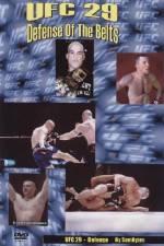 Watch UFC 29 Defense of the Belts Online Putlocker
