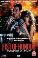 Watch Fist of Honor Online Putlocker