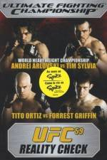 Watch UFC 59 Reality Check Online Putlocker