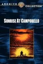 Watch Sunrise at Campobello Online 123movies