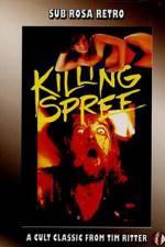Watch Killing Spree Online Putlocker