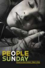 Watch People on Sunday Online Putlocker