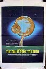 Watch The Day It Came to Earth Online 123movies