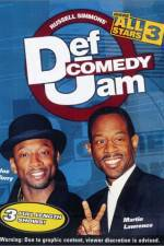Watch Def Comedy Jam More All Stars - Volume 3 Online 123movies